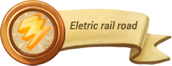 Eletric rail road
